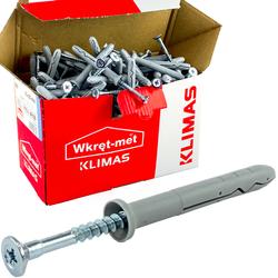Kołki rozporowe szybki montaż SM 10x160mm (50szt.)