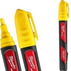 Marker olejowy żółty INKZALL Milwaukee (1 szt.)