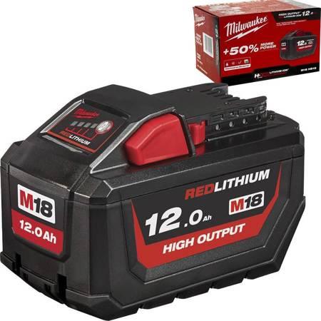 Akumulator High Output 18V 12.0 Ah HB12